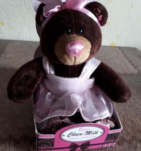 Медведь bears choco&milk luxury collection
