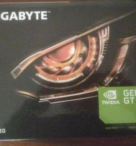 Видеокарта gigabite geforce gt 1030 nvidia