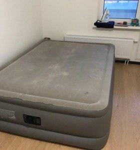 Надувная кровать, надувной матрас, матрас-кровать