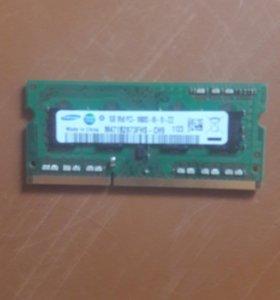 DDR3 ОЗУ(для ноутбука)