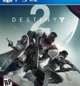 Продам Destiny 2 для PS4