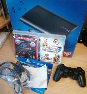 Sony PS3 +39 игр