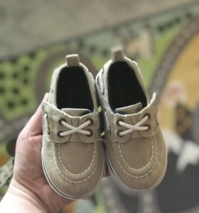 Кеды ботинки детские