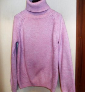 Теплый свитер для девочки 146 тм Акула