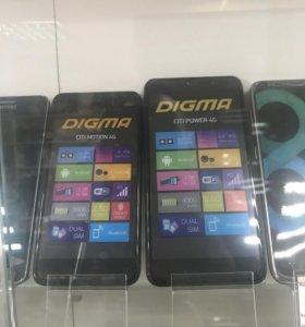 Digma power 4g