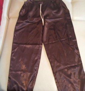 (2 шт.)Штаны пижамные новые