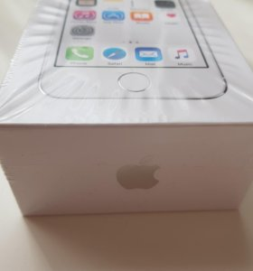 Apple iPhone 5s 16GB (серебристый)