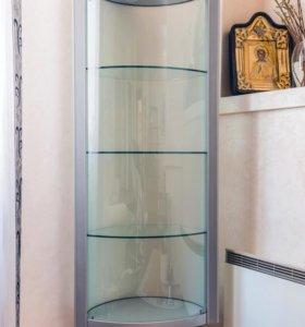 Витрина стеклянная saba Cattelan Italia
