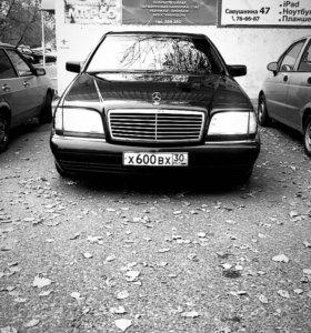 Mercedes-Benz W140 S-klass