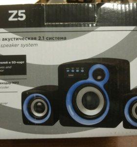 Акустическая система 2.1 Defender Z5