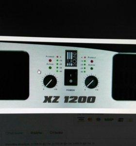 Усилитель Eurosound XZ1200
