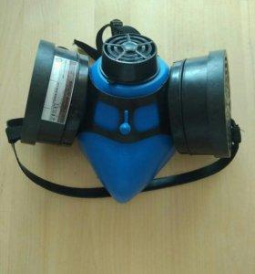 Респиратор защитный +защитная маска