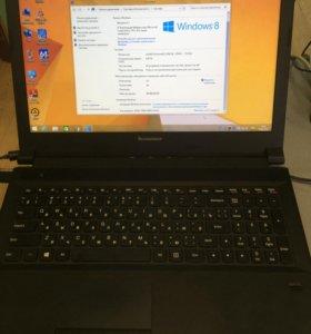 Игровой ноутбук LENOVO B50-70