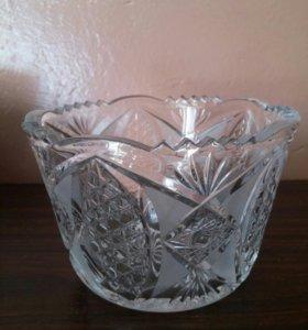 Хрустальная чаша