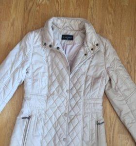 Лёгкая стеганая куртка-пальтишко savage 42