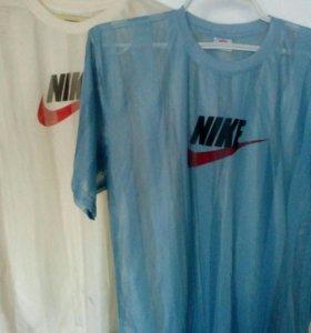 Новые футболки-сеточки.