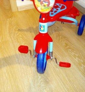 Велосипед б/у трехколесный