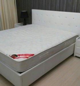 Кровать askona + матрас