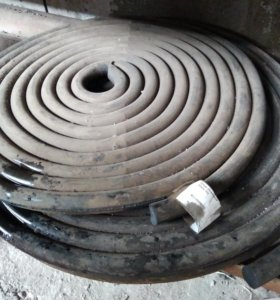 шнуры резиновые разных диаметров