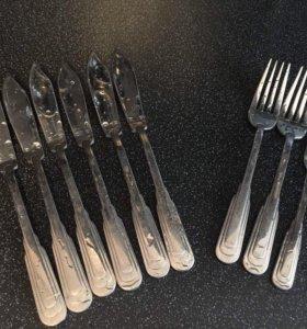 Рыбные ножи 6шт