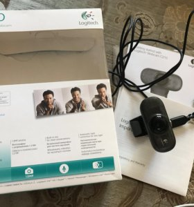 Веб-камера Logitech C210
