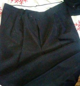 Новые мужские брюки классика.Брак