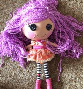 Кукла Lalaloopsy Loopy Hair Смешинка 33 см 522072