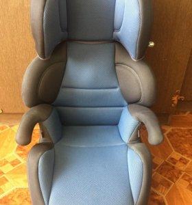 Детское кресло 15-36 кг Skoda + подарок