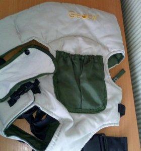 Рюкзак-переноска для детей(кенгуру)