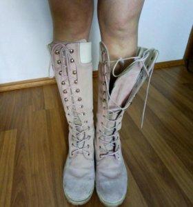 Неубиваемые ботинки от Timberland