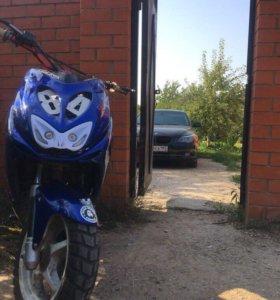 Yamaha aerox 50
