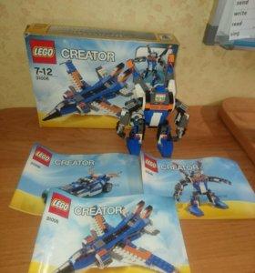 Lego Creator 3in1 (31008)