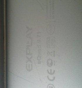 Продам 2 планшета EXPLAY на запчасти SQuaq 9.71