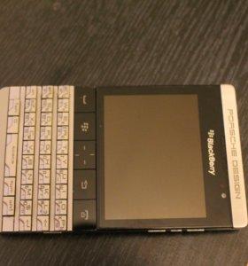 Имиджевый телефон BlackBerry Porsche Design
