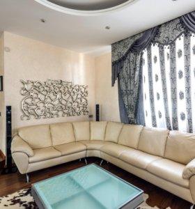 Итальянский кожаный диван