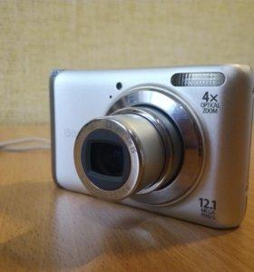 Фотоаппарат Canon PowerShot A3100 IS (серебристый)
