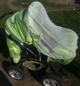 Детская коляска зима/лето