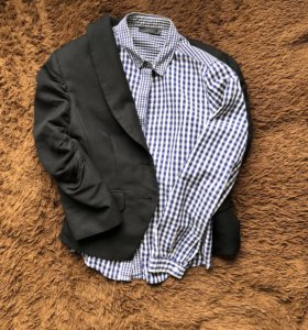 Рубашка и пиджак
