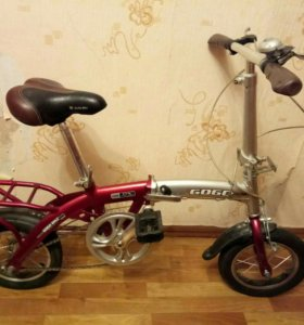 Велосипед + насос и колесо в подарок