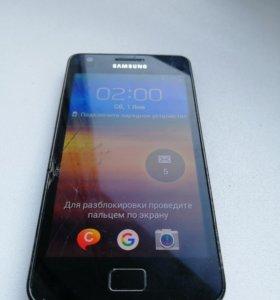 Смартфон Samsung Galaxy GT-I9100