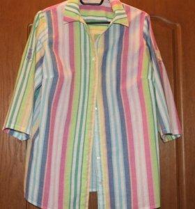 Рубашка-жакет