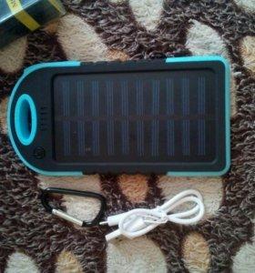 Power bank solar 5000 mah