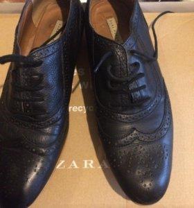 Туфли Zara женские