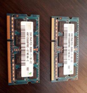 Hynix 2GB PC3-8500S DDR3 Memory CL7 HMT125S6BFR8C-
