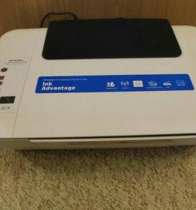 Принтер цветной hp deskjet 2545
