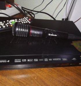 DVD плеер BBK DV917HD