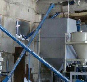 Оборудование для приготовления комбикормов