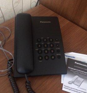 Новый телефон Panasonic KX-TS2350RU новый