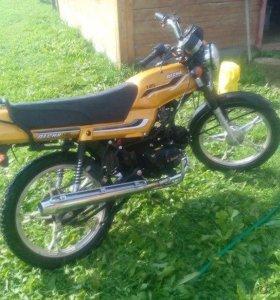 Два мотоцикла Десна 125сс