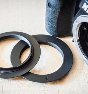 переходник (адаптер) М42 > Nikon